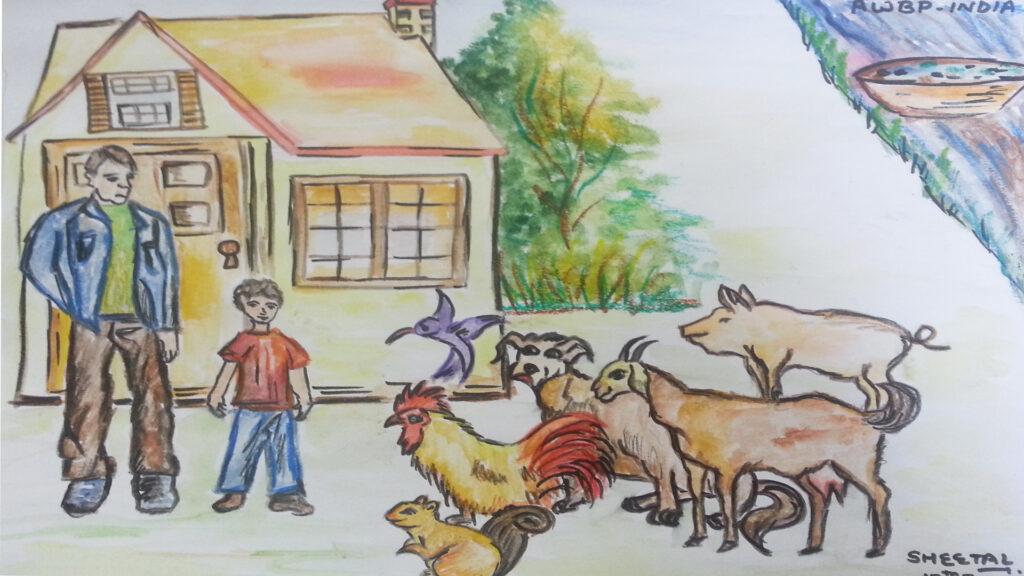 animals scene3