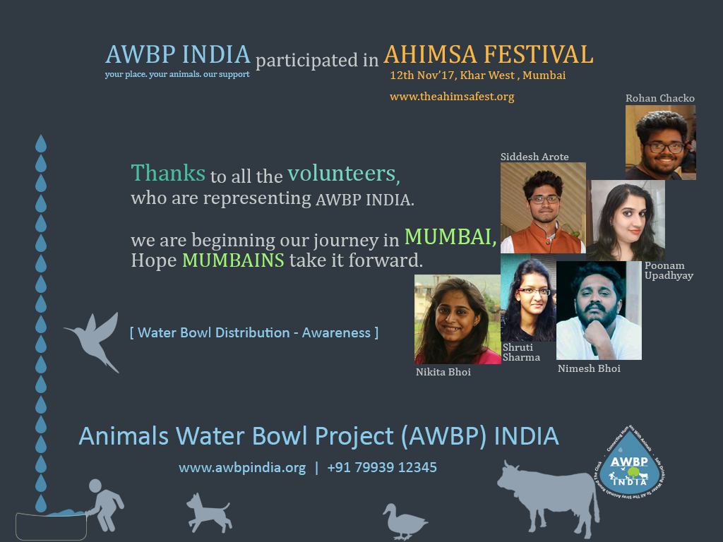 awbp trust volunteers from mumbai