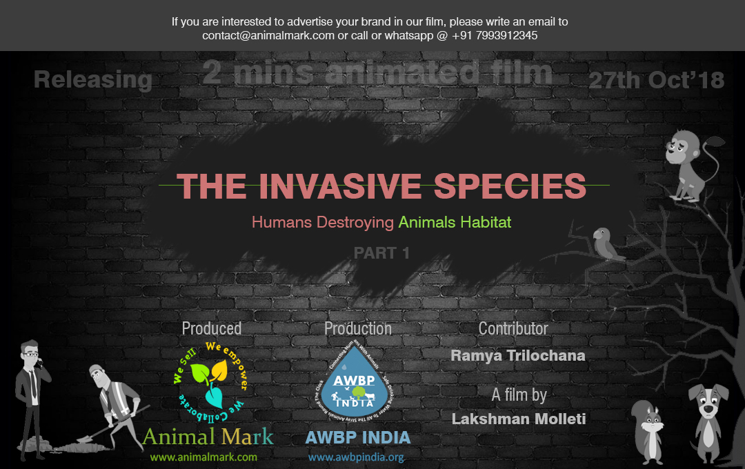 THE INVASIVE SPECIES PART 1 Poster