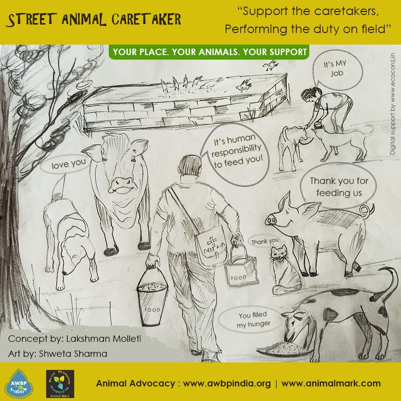 awbp trust - support animal caretakers