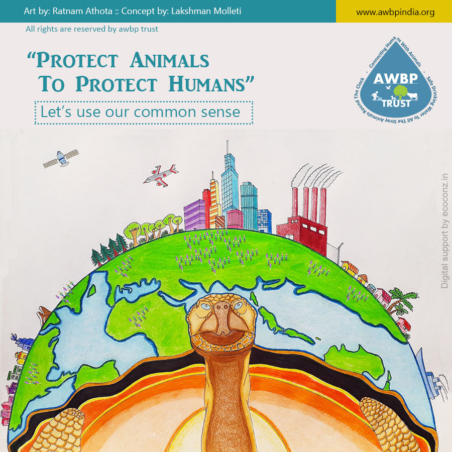 How The Humans Are Dependent on Animals?